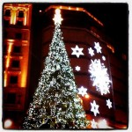 Comienza la Navidad en Madrid/Xmas begins in Madrid