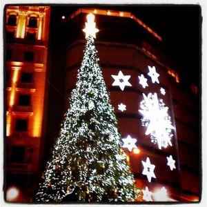 Comienza la Navidad en Madrid/Xmas begins in Madrid