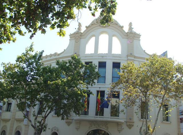 Hotel Westin Valencia: un oasis art déco junto al Mediterráneo/Westin Valencia Hotel: an art déco oasis next to the Mediterranean Sea