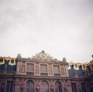 Alrededores de París con la Diana Mini: Versalles y Giverny/The surroundings of Paris with the Diana Mini: Versailles and Giverny