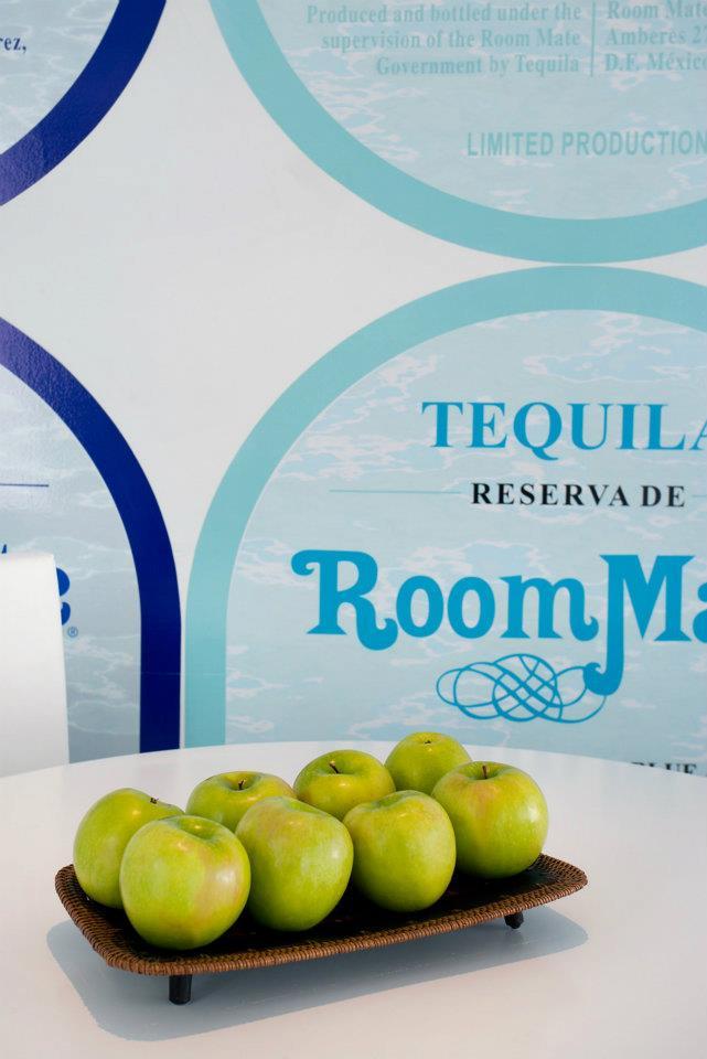 Detalle Room Mate Valentina en México DF