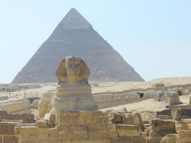 Giza, Saqqara y Dashur: pirámides de Egipto/Giza, Saqqara and Dashur: pyramids of Egypt