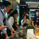 Show cooking de cocina maltesa en Kitchen Club en Madrid/Show cooking of Maltese cuisine in Kitchen Club in Madrid
