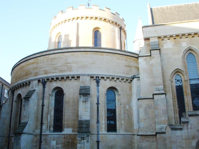 Temple en Londres