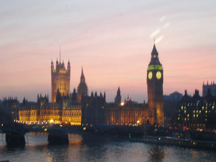 Un día de película en Londres/A day in London just like in the movies
