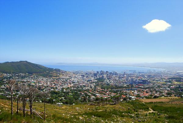 Jorge comparte su visión sobre Ciudad del Cabo en Sudáfrica/Jorge shares his view on Cape Town in South Africa