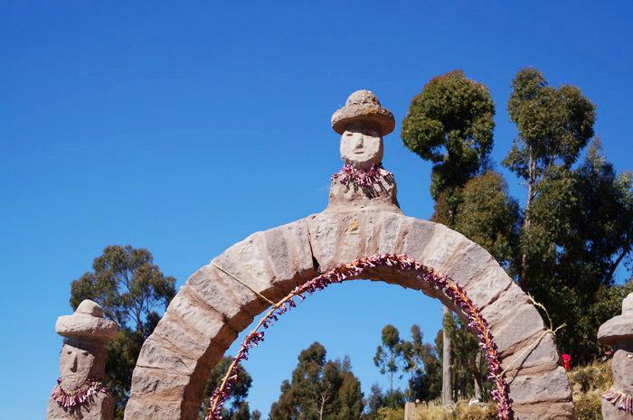 Isla Taquile: una curiosa isla en el Lago Titicaca en Perú/Taquile Island: a very funny island in Lake Titicaca in Peru