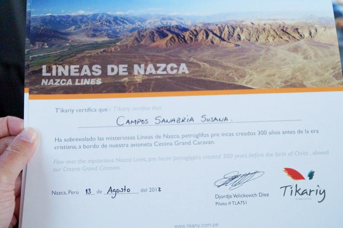 Nazca Perú IX