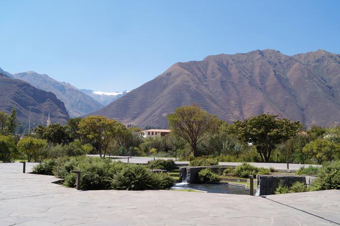 Tambo del Inka III