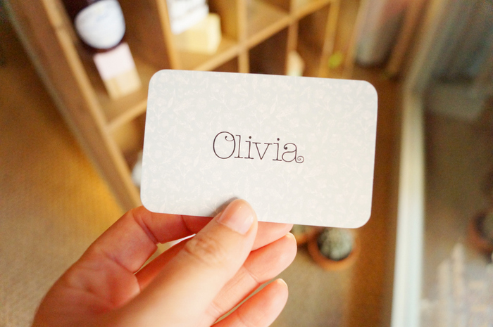 Olivia Soaps XII