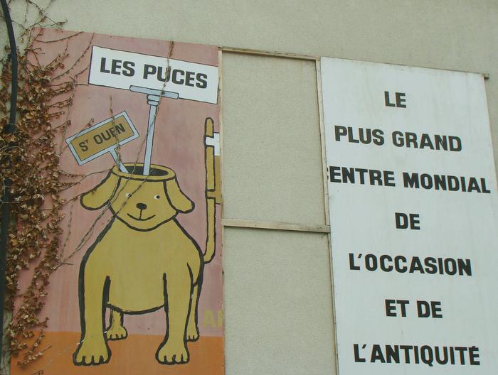 Saint Ouen en París VII