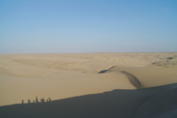 Sandboarding en Paracas IV