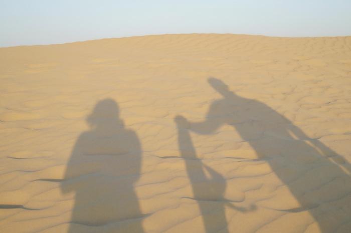 Sandboarding en Paracas VII