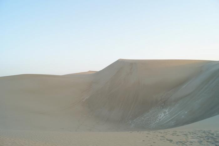 Sandboarding en Paracas VIII