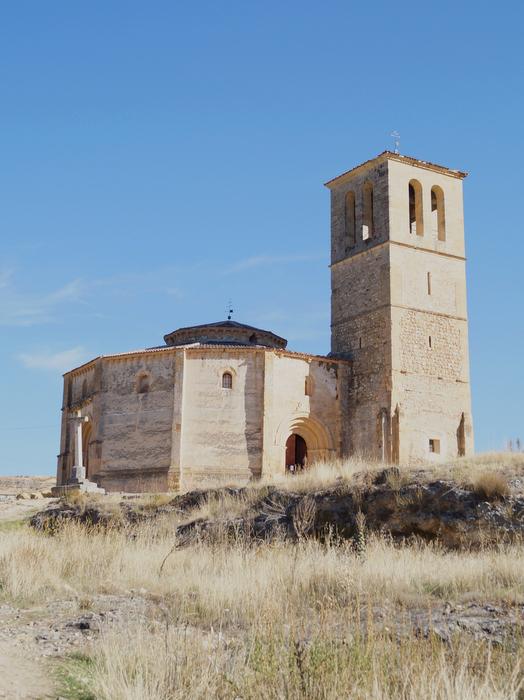 Iglesia de la Vera Cruz (Segovia) I