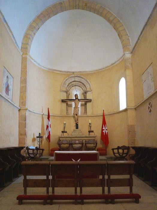 Iglesia de la Vera Cruz (Segovia) V