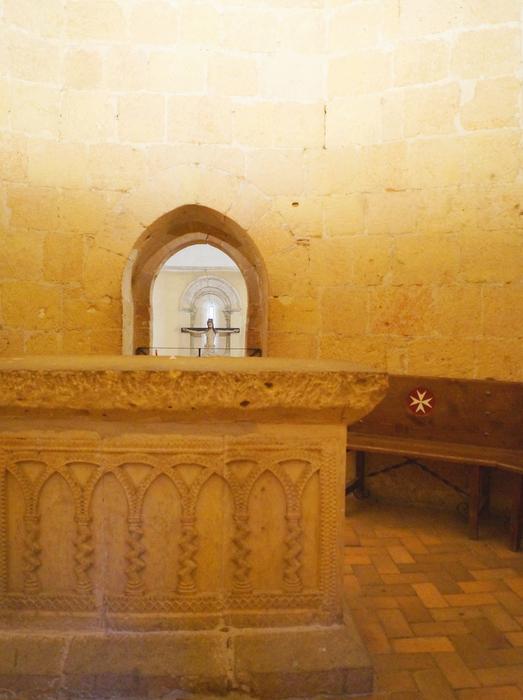 Iglesia de la Vera Cruz (Segovia) VIII