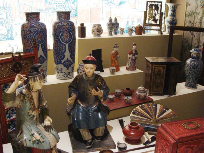 Museo Nacional de Artes Decorativas I