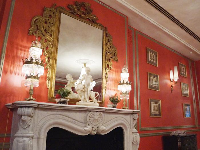 Placeres de principios del siglo XX en el Westin Palace de Madrid VII