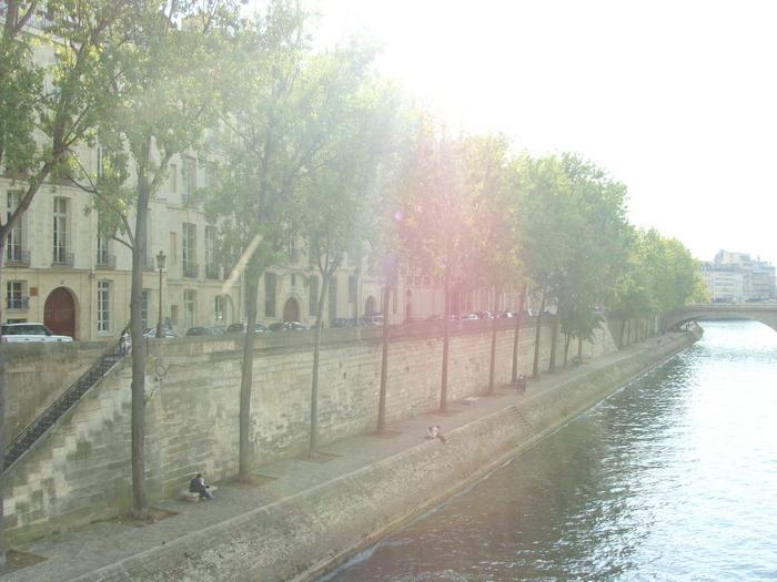 Île Saint-Louis París III