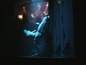 El espectacular show de tango del Café de los Angelitos en Buenos Aires/The spectacular tango show of Café de los Angelitos in Buenos Aires