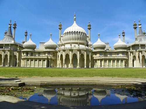 Brighton la joya de la costa inglesa brighton the jewel Romanticismo arquitectura