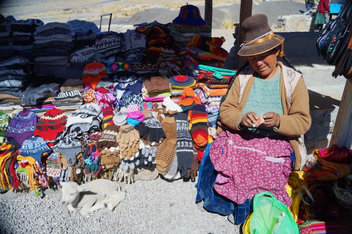 Mercado Colca I-001
