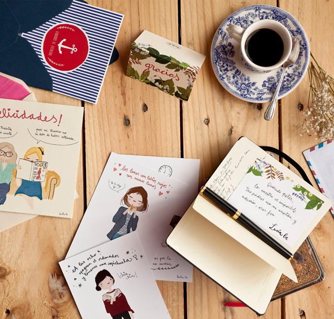 Ilustraciones Lucía Be