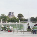 El Jardin des Tuileries en París o el mejor croque-monsieur del mundo mundial/The Jardin des Tuileries in Paris or the best croque-monsieur ever