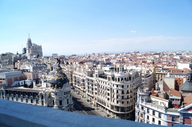 Tartân Roof En Madrid Un Restaurante Pop Up En Las Alturas
