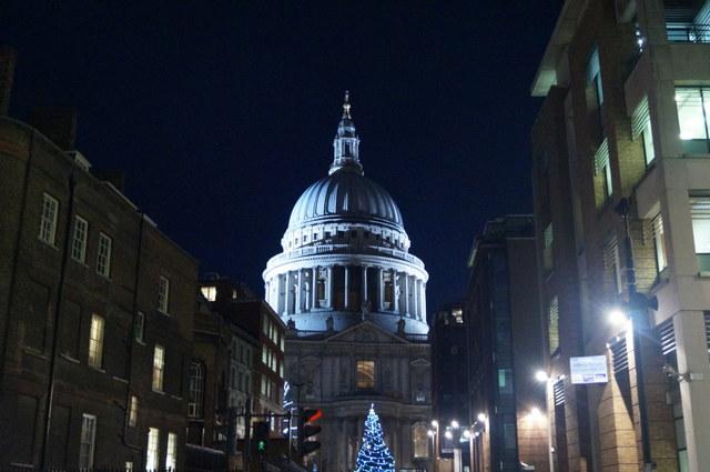 Navidad en Londres XIV