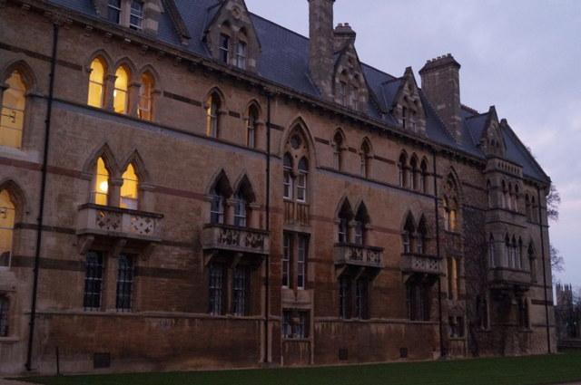 Harry en Oxford X