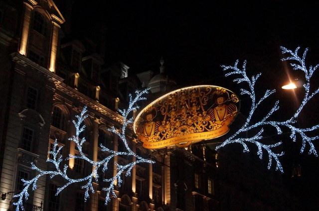 Navidad en Londres XIX