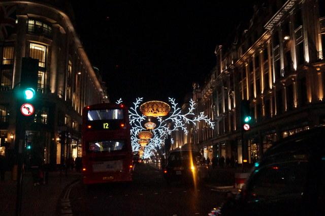 Navidad en Londres XXI