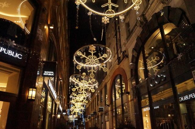 Navidad en Londres XX