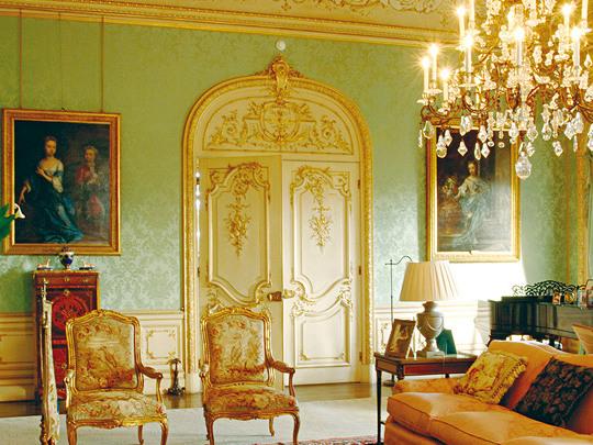 Downton Interior II