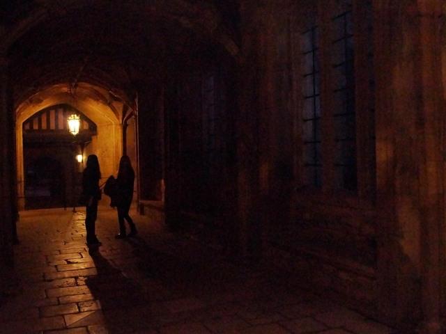 Harry Potter en Oxford I