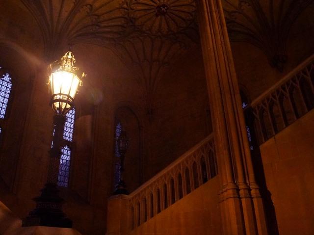Harry Potter en Oxford II