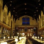 Tras los pasos de Harry Potter en Oxford/Following in the footsteps of Harry Potter in Oxford