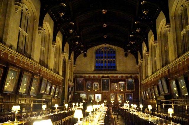 Comedor Harry Potter Of Tras Los Pasos De Harry Potter En Oxford Following In The