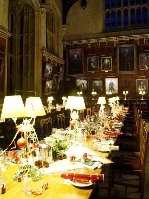 Harry Potter en Oxford V