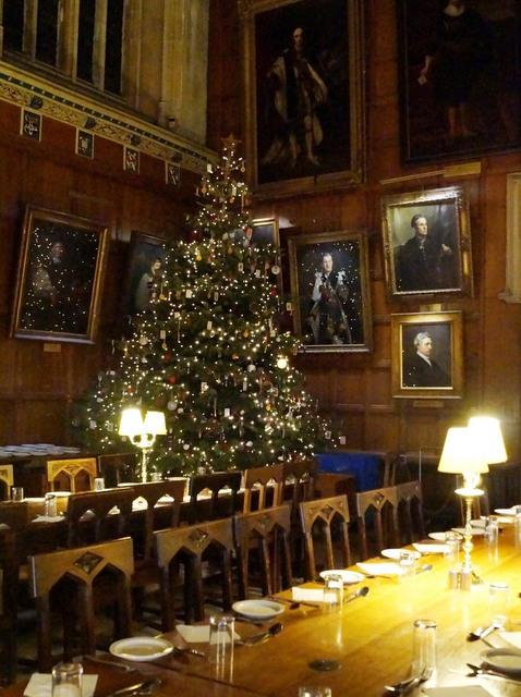 Harry Potter en Oxford VII
