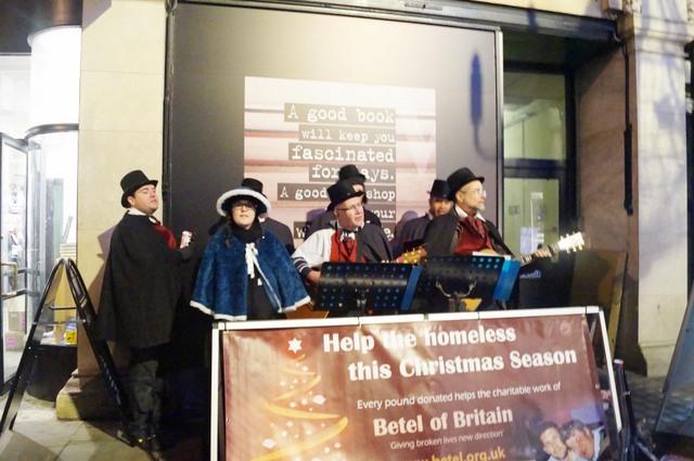 Navidad en Londres III