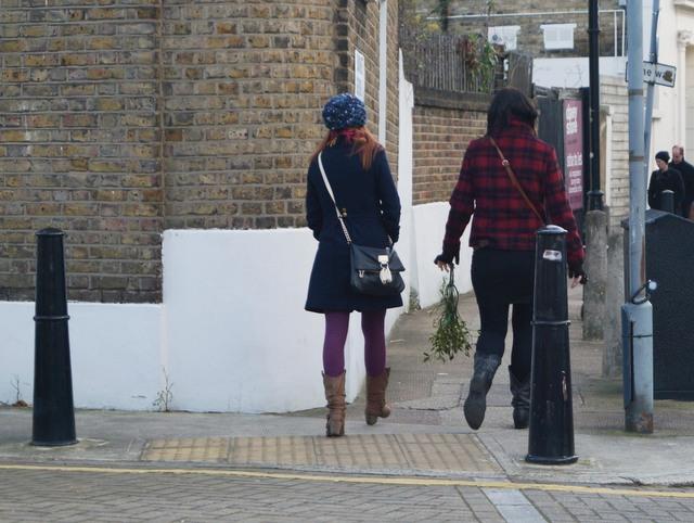 Navidad en Londres V-001