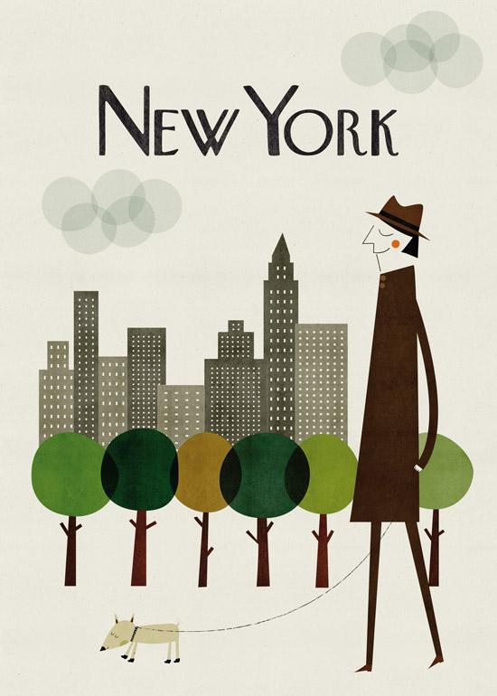 Blanca Gómez Nueva York