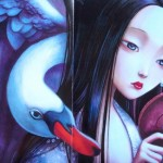 Las ilustraciones de Benjamin Lacombe: un libro para viajar y una exposición en Madrid/Benjamin Lacombe's illustrations: a book to travel and an exhibition in Madrid