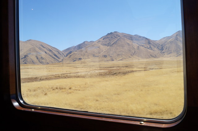 Tren Puno Cusco IV