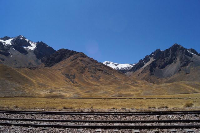 Tren Puno Cusco XII