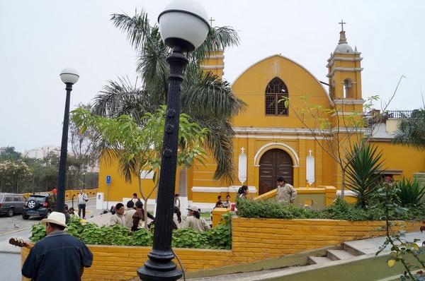 MATE Barranco Lima VIII