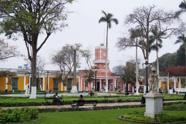 MATE Barranco Lima X